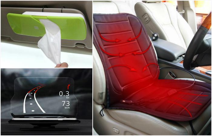 Крутые изобретения для автовладельцев.