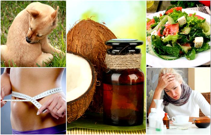 Полезные свойства кокосового масла и необычные способы его применения.