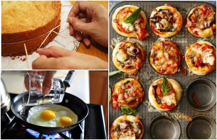 Советы, которые выведут кулинарные навыки на новый уровень.