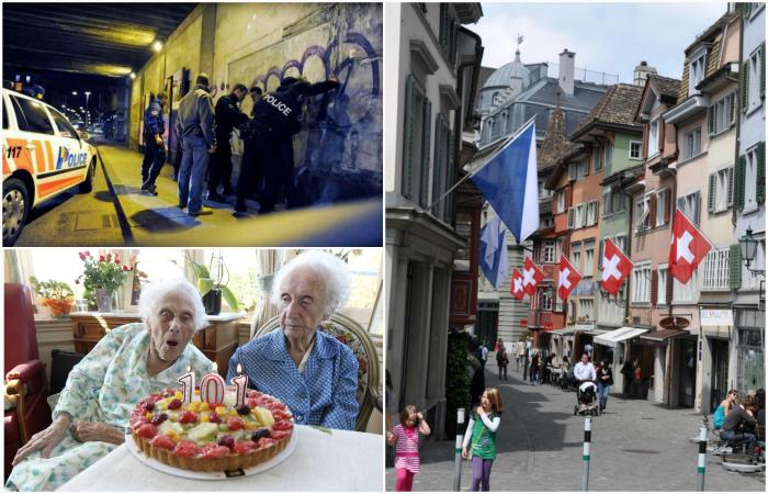 Интересные факты о жизни в Швейцарии.