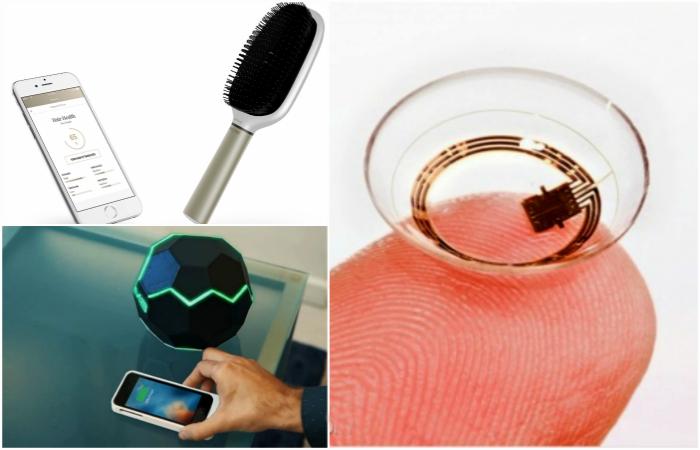 Новые изобретения, которые сделают жизнь ярче.