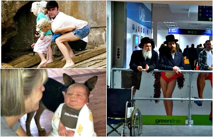 Случайные снимки, на которые стоит взглянуть дважды.