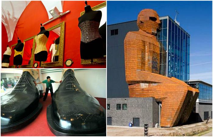 Необычные музеи со всего мира.
