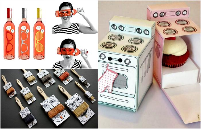 Великолепный дизайн упаковок, которые делают привычные товары уникальными.