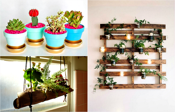 Стильные идеи для оформления домашнего сада.
