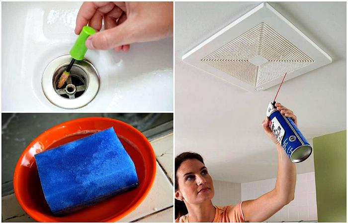 Советы по уборке для тех, кто любит, чтобы ванна сверкала.