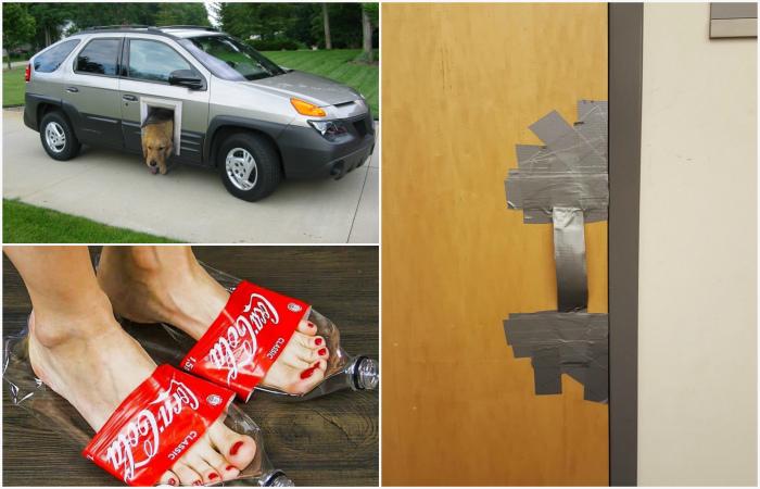 Эпичные примеры изобретательности и смекалки.