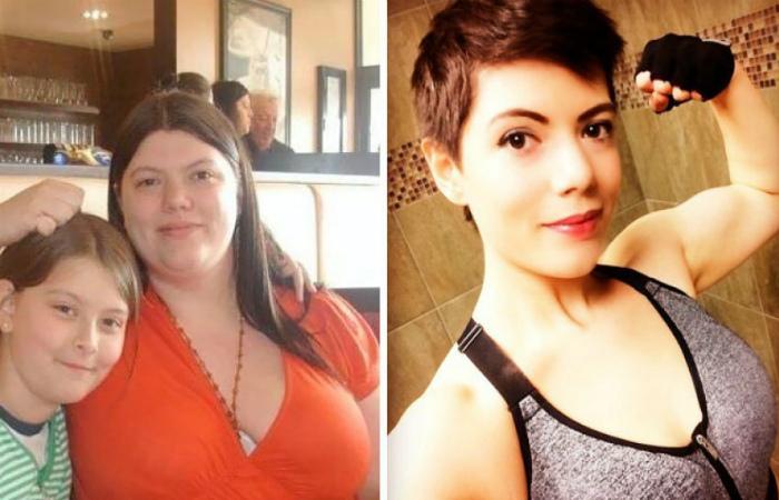 Люди, которые похудели и изменились до неузнаваемости.