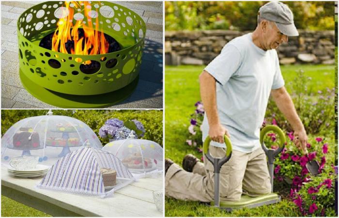 Отличные изобретения для дачи и огорода.