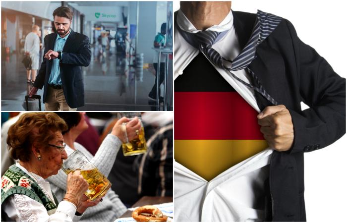 Особенности поведения, которые указывают на то, что вы имеете дело с немцем.