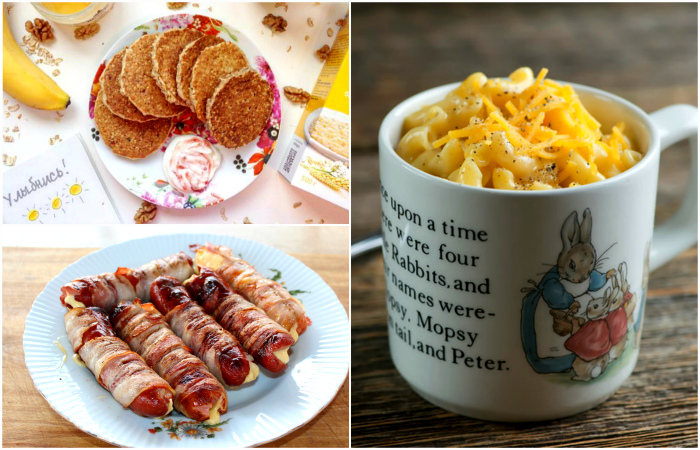 Вкусные рецепты очень быстрых блюд.