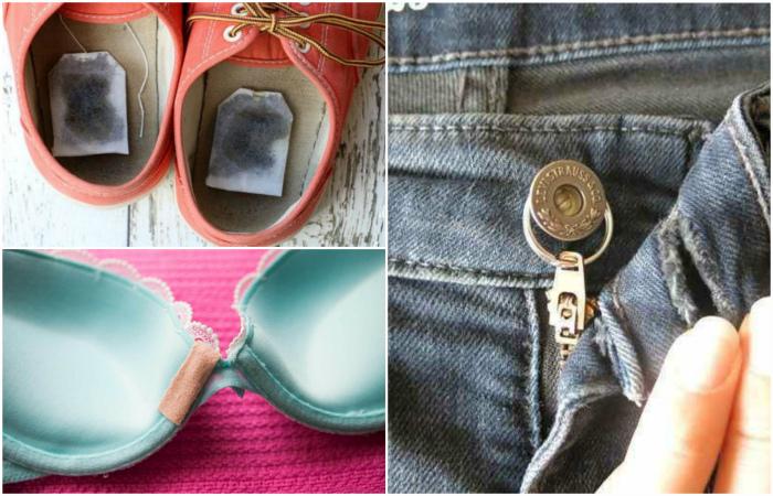 Полезные советы, которые помогут решить мелкие проблемы, связанные с одеждой и обувью.
