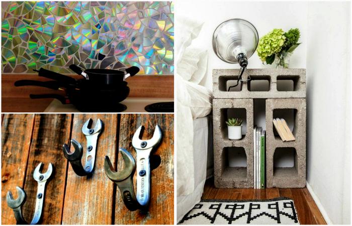 Стильные детали домашнего декора, которые можно сделать своими руками.
