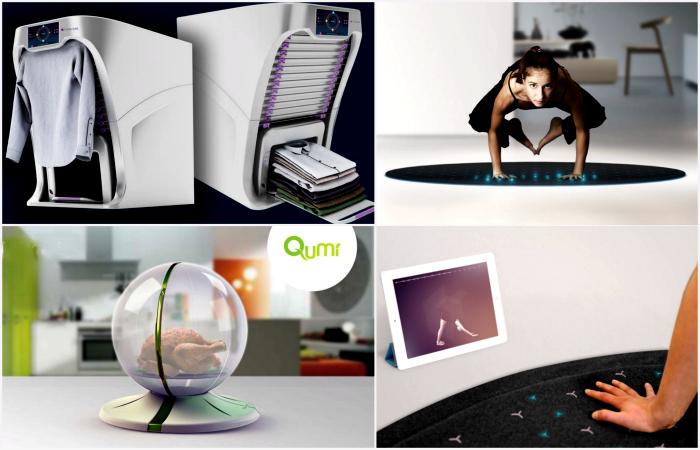 Высокотехнологические изобретения, способные значительно улучшить быт.