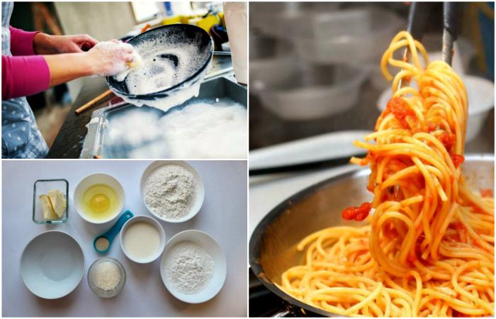 Практичные советы, которые пригодятся новичкам на кухне.