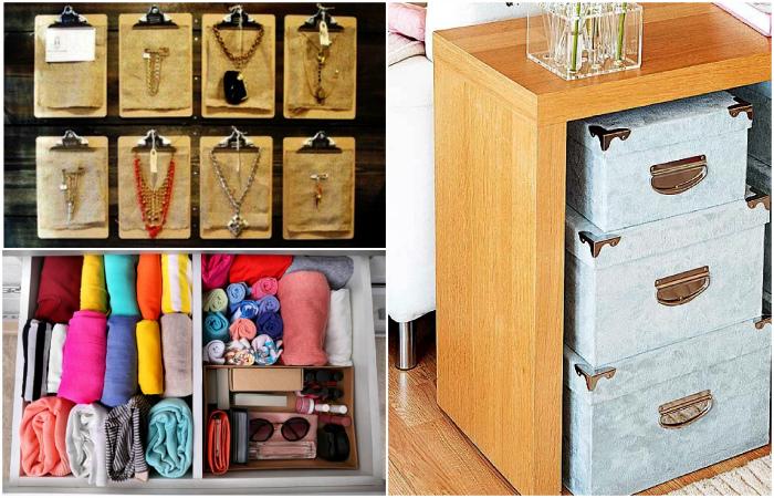 Полезные советы, которые помогут навести порядок в шкафу.