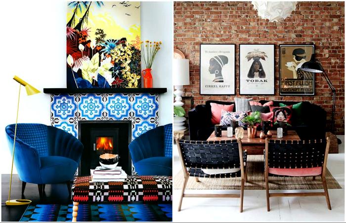 Вдохновляющие интерьеры гостиных, которые поражают своим стилем и дизайном.