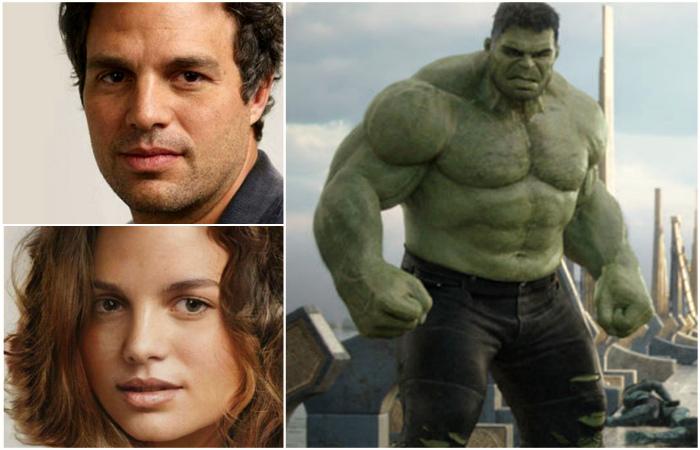 Известные актеры Marvel в женских образах.