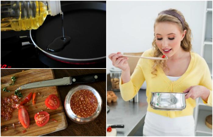 Ошибки, которые совершает каждый второй во время готовки.