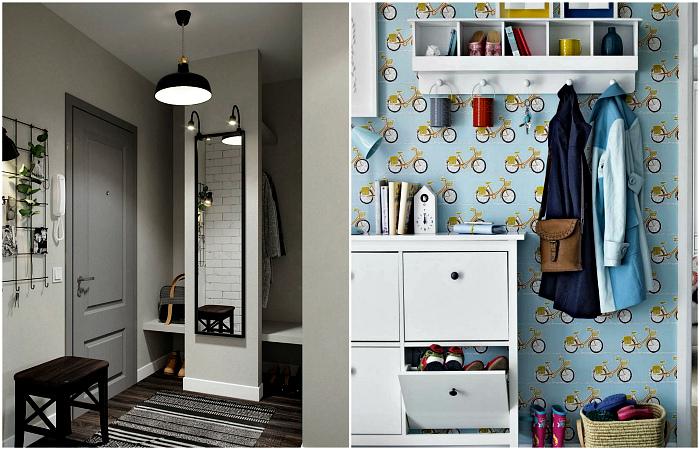 Стильные идеи для прихожей, которые реально воплотить в наших квартирах.