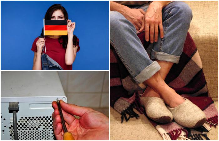 Необычные привычки немцев и особенности жизни в Германии.