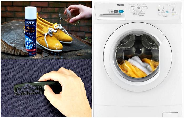 Простые советы по уходу за зимней одеждой и обувью.