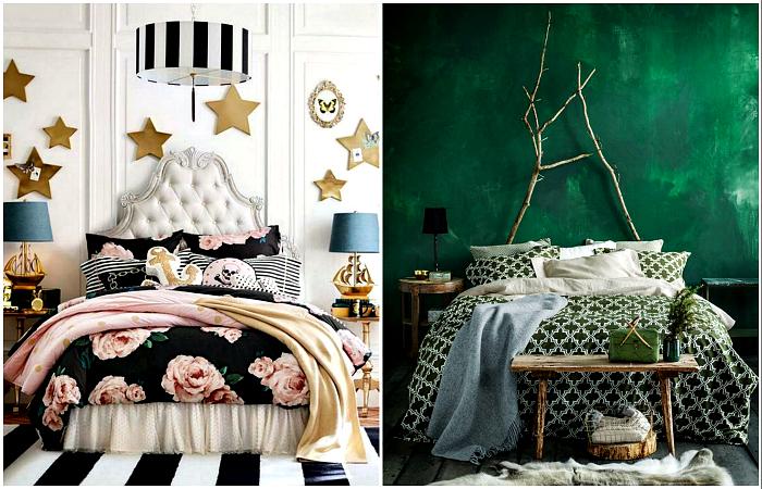 Великолепные дизайнерские спальни, которые вдохновят любого на творческие эксперименты.