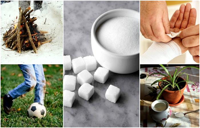 Альтернативные методы использования сахара.