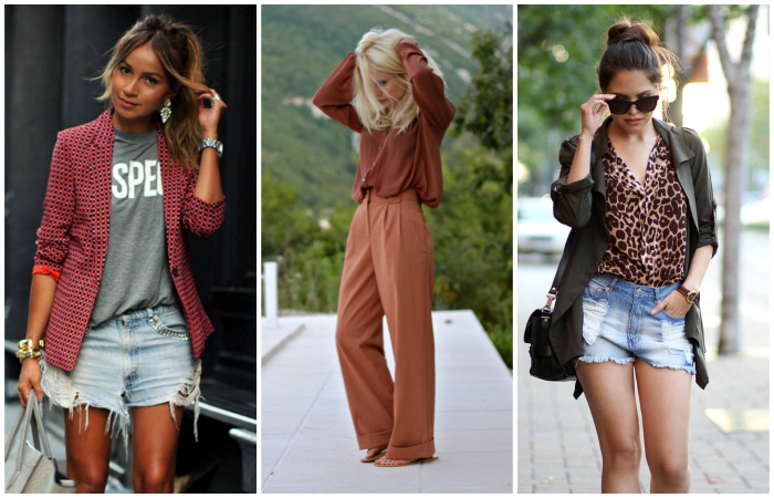 Модные вещи, которые должны быть в летнем гардеробе.