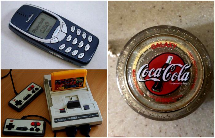 Легендарные вещи из 90-х, которые невозможно забыть.