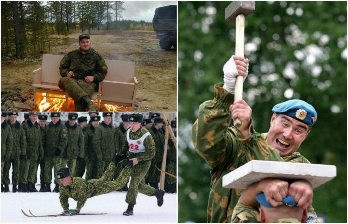 Уморительные фотографии, которые поймут только те, кто служил.