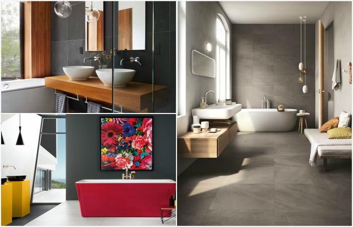 Великолепные идеи дизайна ванной комнаты.