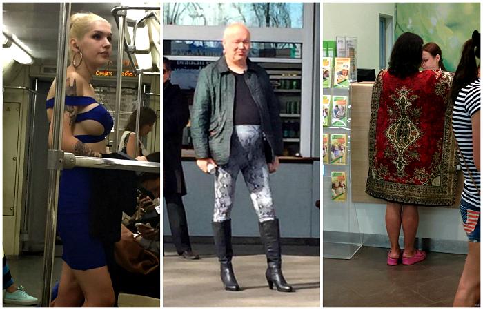 Эпатажные личности, которые знают толк в моде.