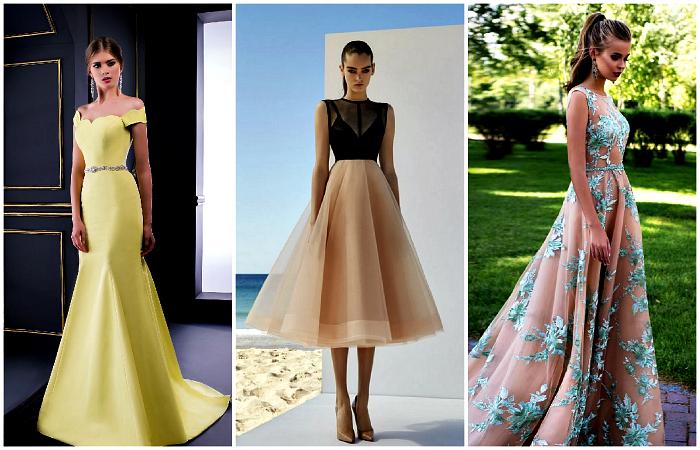 Самые модные фасоны платьев, к которым стоит присмотреться выпускницам.