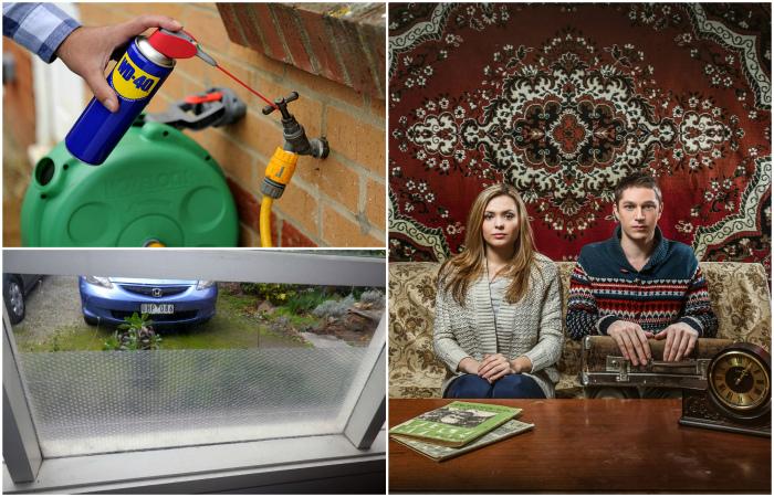 Отличные идеи, которые помогут защитить жилье от холода.