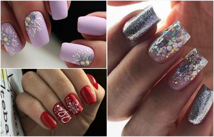 Самые горячие тренды в сфере дизайна ногтей.
