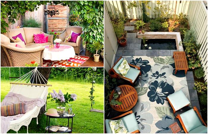 Головокружительные идеи оформления летнего патио, которые вдохновят на работу в собственном саду.