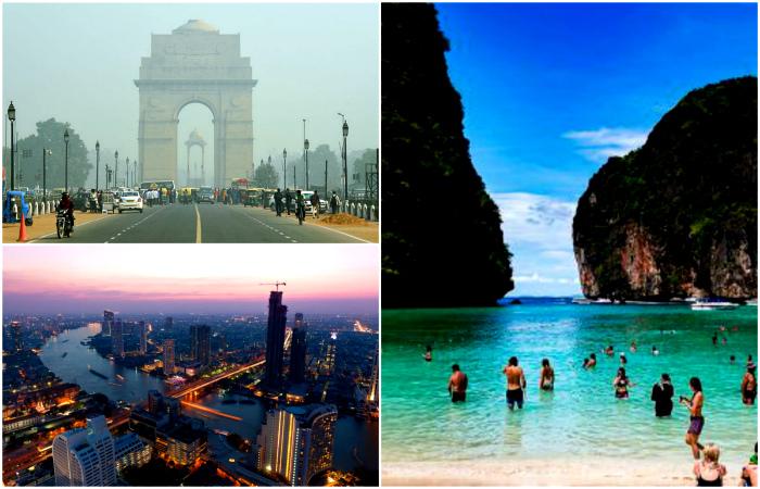 Лучшие страны для переезда, которые подойдут тем, кто устал от зимы.