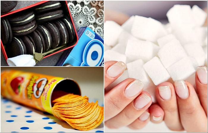Напитки и продукты, которые вызывают стойкую зависимость.