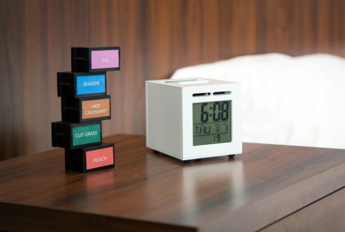 «Ароматный» будильник SensorWake.