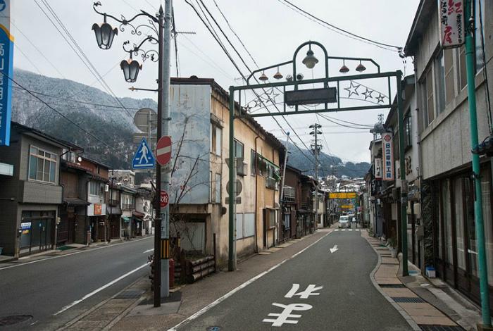 Нумерация домов и адреса. | Фото: Удивительная Япония.