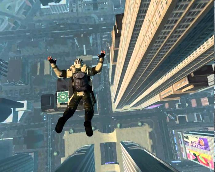 Наказание за прыжки с небоскребов. | Фото: YouTube.