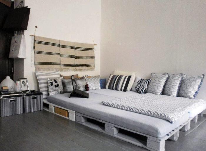20 образцов стильной и практичной мебели которую можно сделать из
