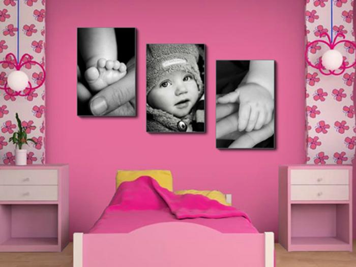 Модный триптих из  похожих по стилистике фотографий.