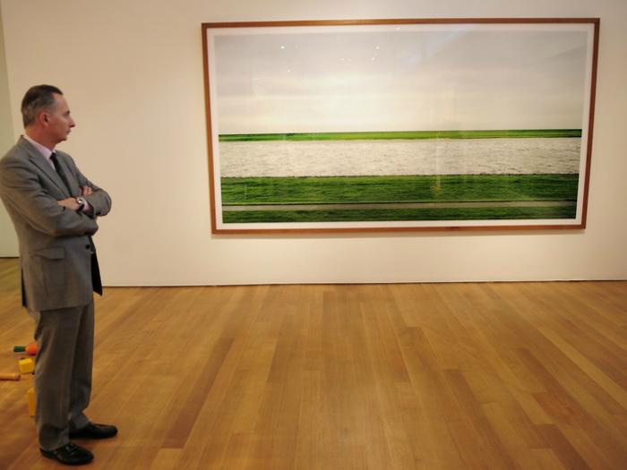 Цена: $4 миллиона. Фотография, сделанная немецким фотохудожником Андреасом Гурски в 1999 году.