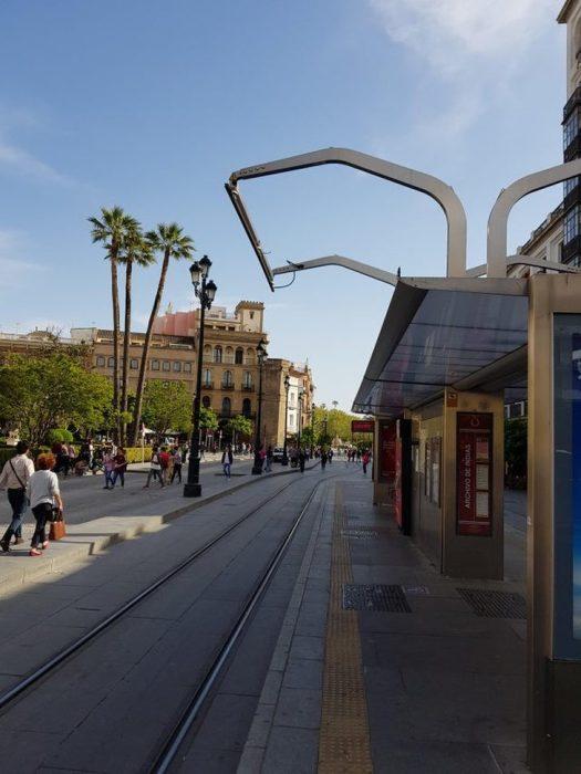 Необычные трамваи. | Фото: Кликабол.
