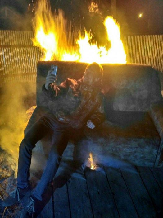 По мнению Novate.ru, это не лучшее время для фото. | Фото: Zefirka.