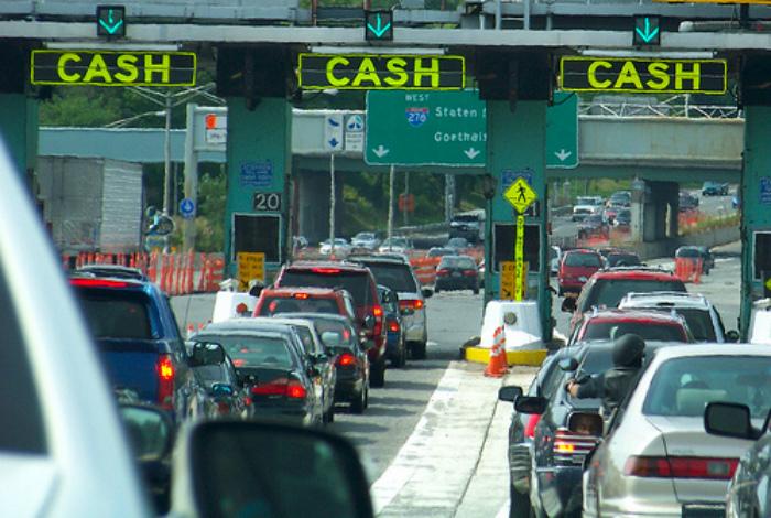 Платные дороги в Америке.
