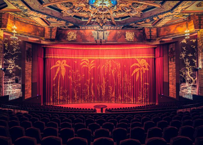 Grauman's Chinese Theater, Лос-Анджелес, США.