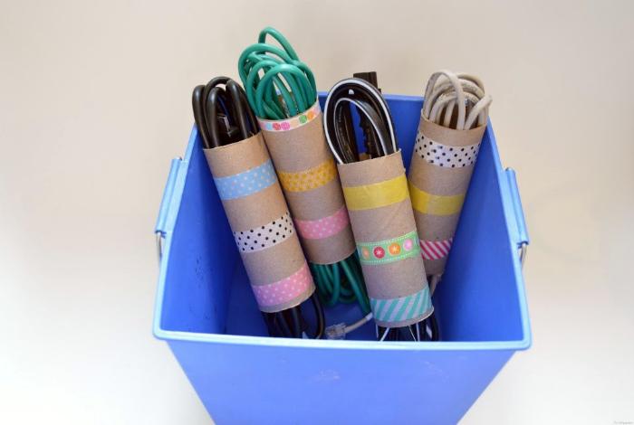 10cardboardplugs Топ популярных детских поделок из втулок от туалетной бумаги